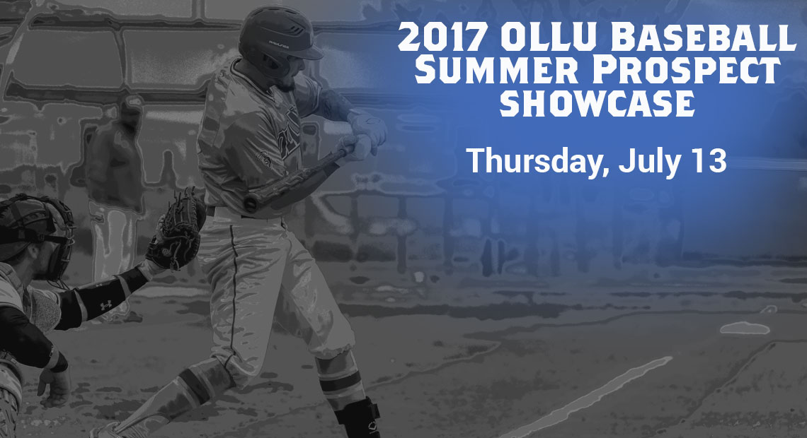 Photo for OLLU baseball showcase scheduled for June 22 has been cancelled - July 13 date still on