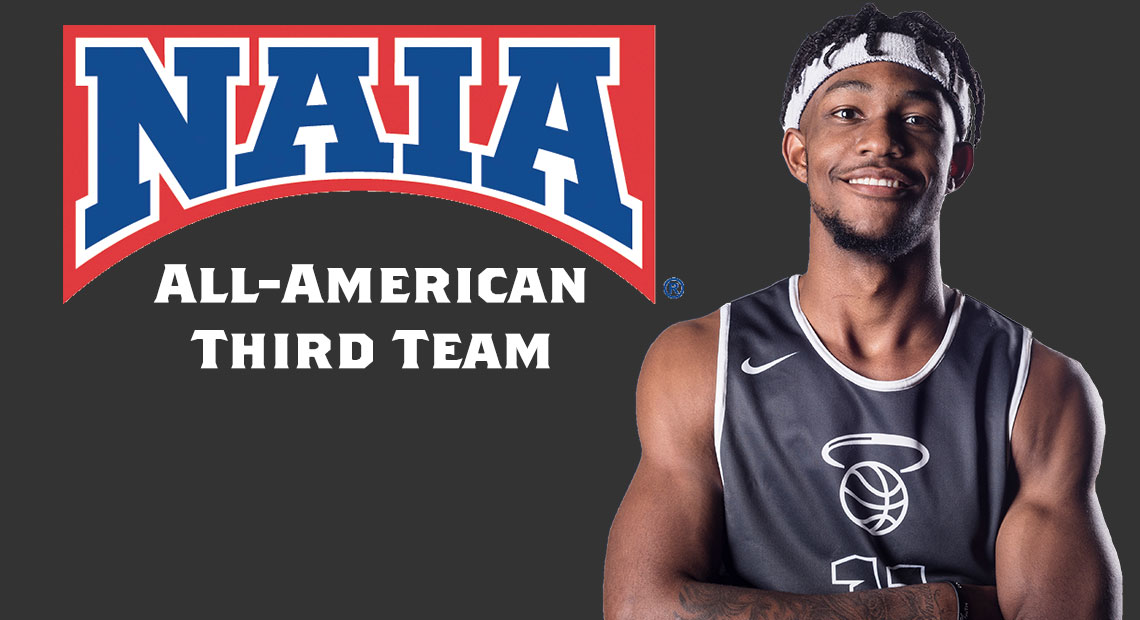 Photo for OLLU's Courtney Julien named to NAIA Division I Men's Basketball All-America Third Team