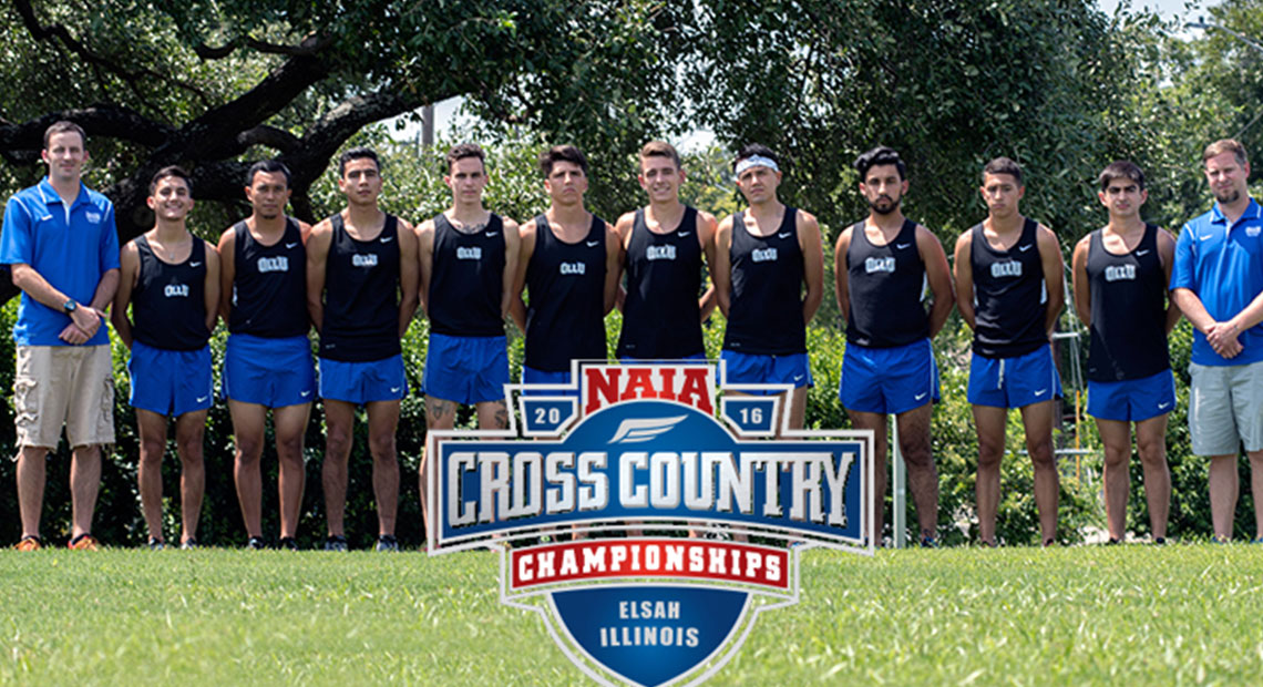Photo for OLLU men's cross-country will make its second trip to nationals